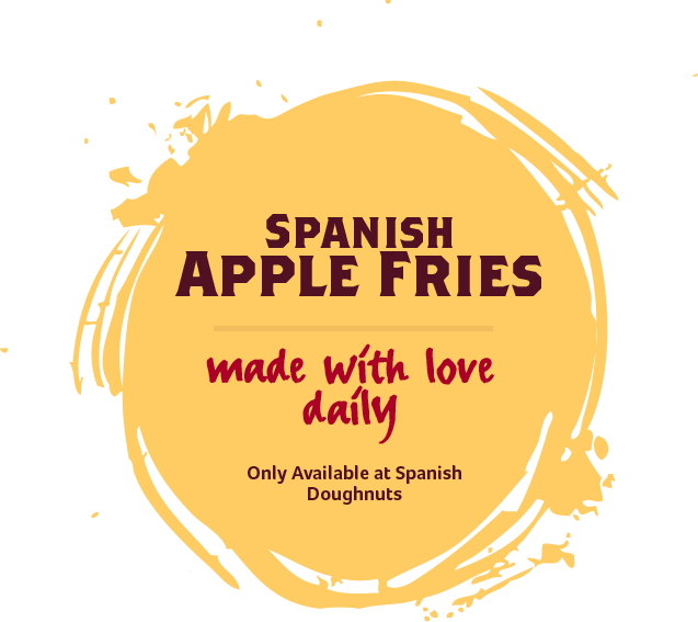 Spanish Apple Fries
