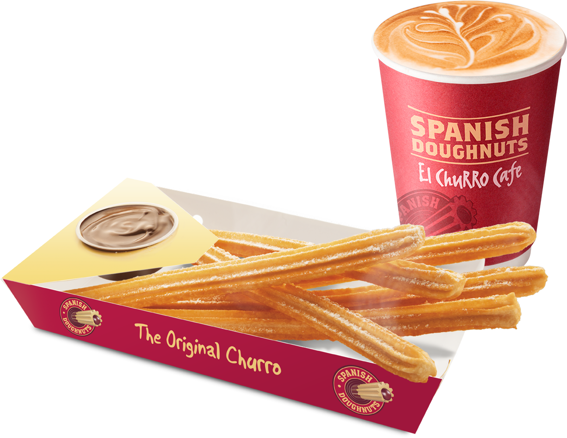 Spanish Churro 3 Pack